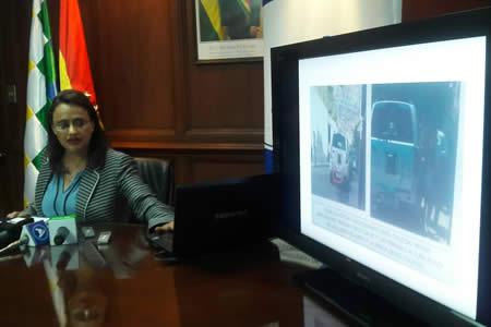 Policía aprehende a chofer de Aeronáutica Civil por uso indebido de bienes del Estado