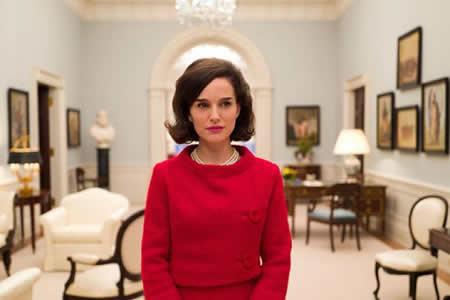 """""""Jackie"""", de Pablo Larraín, es el principal estreno de la semana en EEUU"""