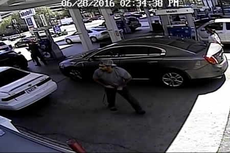 Esta técnica para robar en gasolineras puede dejarle un gran disgusto