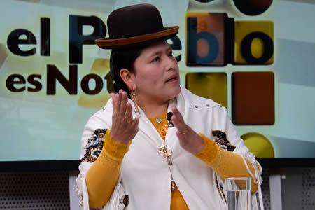 Velasco llama al TCP a participar con propuestas en la Cumbre de Justicia