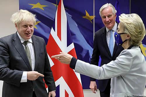 La UE y Gran Bretaña acarician el acuerdo postbrexit