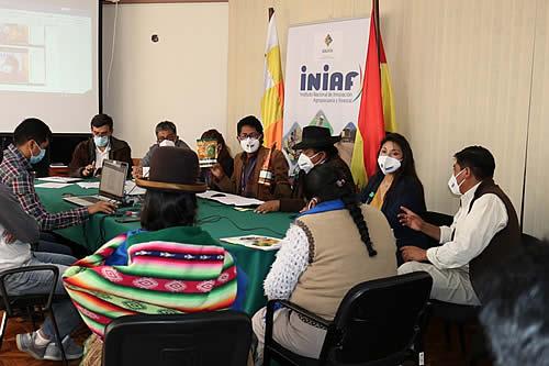 INIAF prevé beneficiar a más de 18.000 productores con transferencia tecnológica