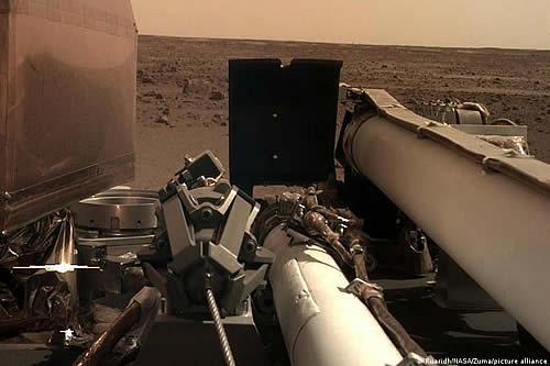 InSight de la NASA detecta tres terremotos récord en Marte, todos el mismo mes