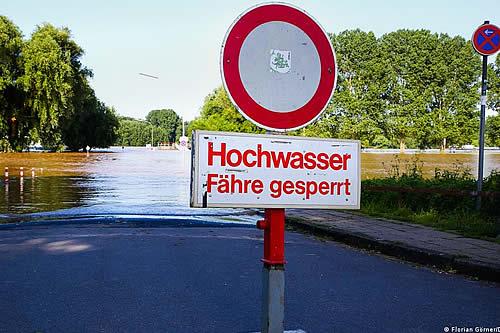 Tragedia por inundaciones en Alemania: No es la hora de buscar culpables