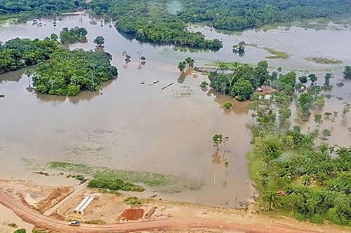 Potosí: 22 municipios se declaran en estado de emergencia por las inundaciones