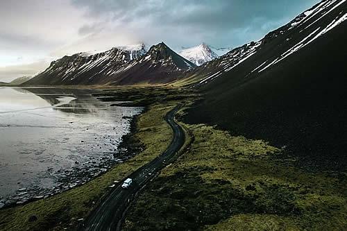 Islandia podría ser la punta de un vasto continente hundido