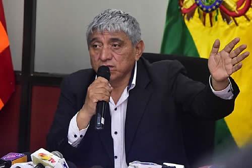 Candidato Arias prevé aporte extraordinario de los paceños para salud y reactivación económica