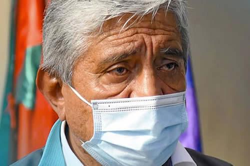 """Arias dice que Ley contra la Legitimación de Ganancias """"parece ser bonita, pero es maldita"""""""