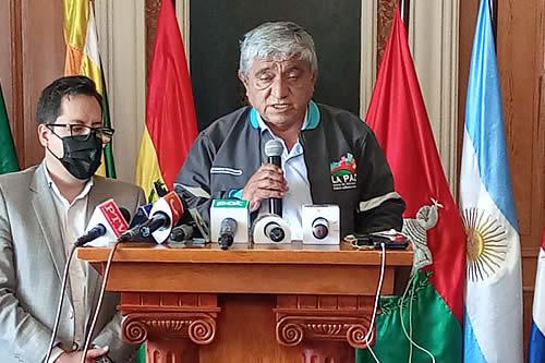 Alcalde Arias es convocado nuevamente a declarar ante la Fiscalía