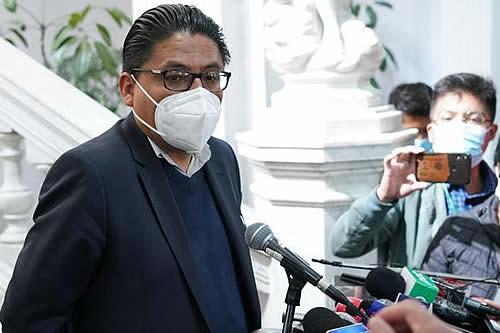 Ministro Lima adelanta que se respetará la decisión de la justicia de los Estados Unidos respecto al caso Murillo