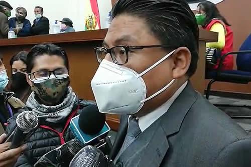 Gobierno ofrece garantías a Mesa para declarar y asegura que no pedirá su detención