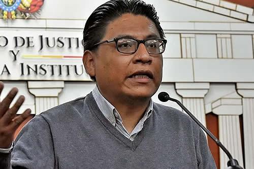 Lima dice que demostrará que Añez es la responsable de la muerte de más de 22 personas