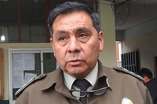 Disponen nueva baja definitiva para el exjefe de la FELCC, Iván Rojas; está vez por el caso motín