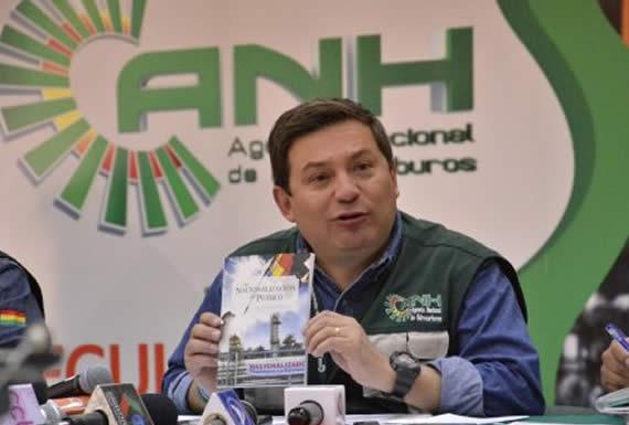 """ANH presenta """"combustible"""" de la revolución mental"""