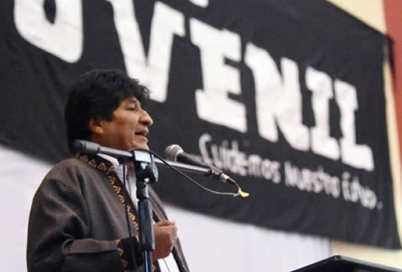 Chimoré pasó de ser un centro de represión a uno de integración y liberación del pueblo boliviano
