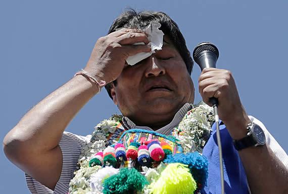 Se debilita en Bolivia paro nacional opositor convocado para este 19 de agosto