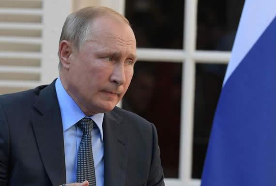 Putin: Rusia responderá de forma simétrica a EEUU tras el ensayo de un nuevo misil