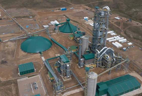 Ventas de cemento de Ecebol superan Bs30 millones desde julio