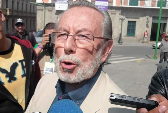 """Del Granado denuncia """"golpe de Estado"""" contra Revilla y llama a defender el municipio"""