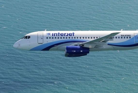 ¿Por qué Interjet da la espalda a los aviones rusos Sukhoi SuperJet 100?