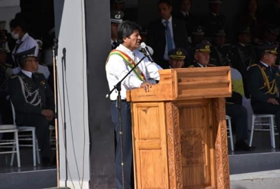 Morales pide a la OTCA convocar a reunión para abordar el futuro de la Amazonia