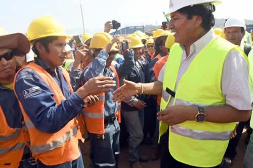 YPFB licita ingeniería básica para planta de propileno y polipropileno en Yacuiba: otro gran paso de la industrialización