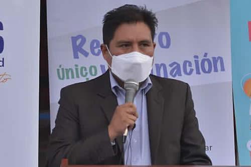 Ministro Auza denuncia 'genocidio disimulado' del capitalismo en el tema de vacunas