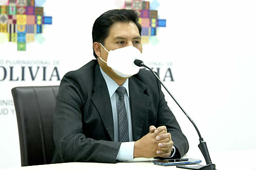Ministerio de Salud coadyuvará a gobiernos subnacionales en la adquisición de vacunas contra el COVID-19
