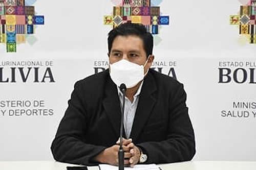 COVID-19: Ministerio de Salud pide colaboración de la población para enfrentar la tercera ola en La Paz y Chuquisaca