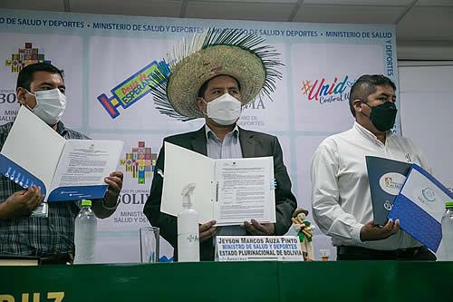 Salud garantiza 718 ítems a médicos para 54 municipios y dos gobiernos autónomos indígenas de Santa Cruz