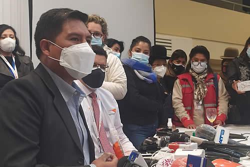 COVID-19: Ministerio de Salud realiza vigilancia epidemiológica y cuantificación de anticuerpos