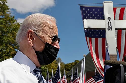 """""""¿Cual es la estrategia?"""": Biden critica la invasión de Afganistán, que le costó a EE.UU. 300 millones de dólares al día durante 20 años"""