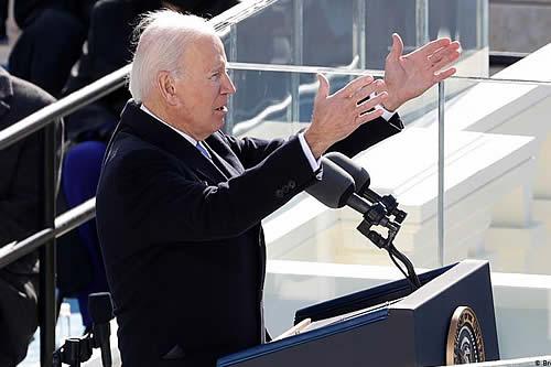Joe Biden es el hombre adecuado solo para este momento