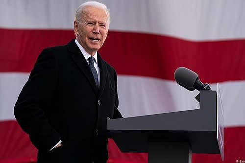 """""""Joe Biden es como un soplo primaveral para la protección del clima"""""""