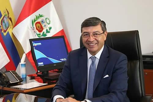 Comunidad Andina se suma a la propuesta boliviana para impulsar el acceso equitativo a las vacunas contra el COVID-19