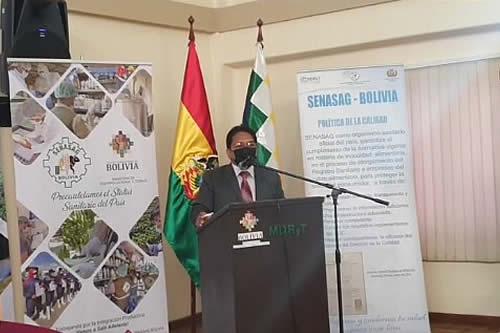 "Viceministro Silva: ""Tenemos que ser exigentes al momento de consumir un alimento"""
