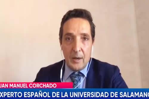"""Corchado: nuestro trabajo no fue decir si hubo fraude o no; pero en el TREP hubo un """"error imperdonable"""""""