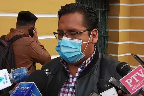 Diputado Jauregui: Áñez debe cumplir con los procedimientos como cualquier privado de libertad