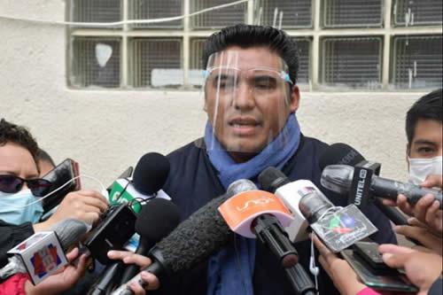 Cerca del 55% de reos recibió la primera dosis de la vacuna contra el COVID-19 en Bolivia