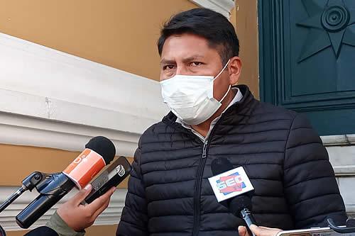 Angulo: Áñez es tan responsable como Murillo por la compra irregular de gases lacrimógenos