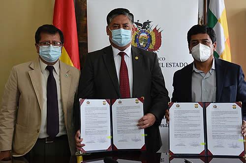 El municipio de Punata tendrá un médico forense
