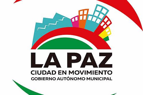 La Alcaldía de La Paz niega que el isologo institucional sea una copia y afirma que estará de forma provisional