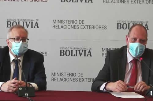 Se retrasa llegada de 200.000 segundas dosis de Sputnik-V a Bolivia y aguardan nueva fecha