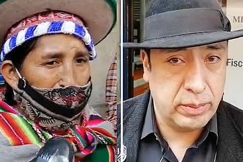 Caso 'golpe': Patty dice que fiscales se aplazaron y su abogado plantea sancionarlos por no citar a Camacho