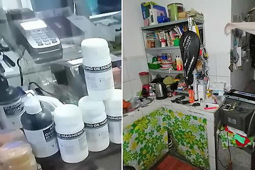 Aprehenden a sociólogo acusado de implementar farmacia, vender producto vencido y hacer testeo