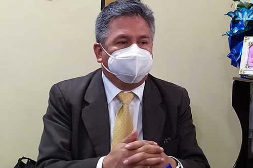 TSE revoca resolución del TED y habilita a Larrea como candidato a alcalde de La Paz