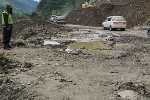ABC cierra el tramo Rurrenabaque-Riberalta por intensas lluvias