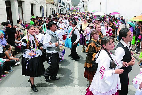 Alcaldía y empresas de Sucre presentan 'Fan Trip-Carnaval de Antaño 2020'