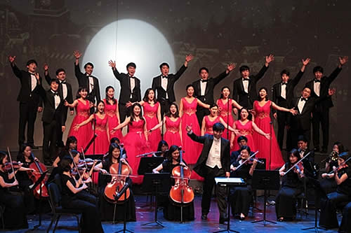 """Santa Cruz recibirá al reconocido """"Coro Gracias"""" en el 2do Encuentro Mundial Cultural Bolivia 2020"""