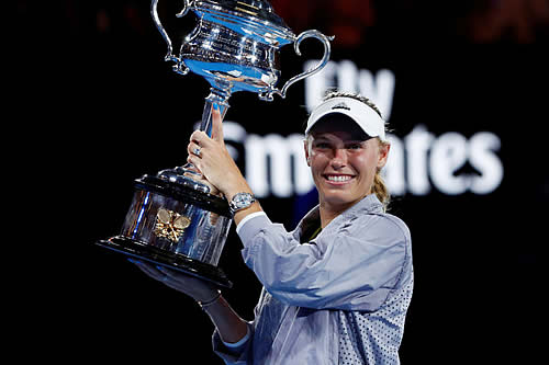 La ex primera raqueta del mundo Wozniacki anuncia su retirada tras Abierto de Australia 2020